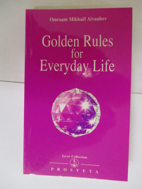 Image for GOLDEN RULES FOR EVERYDAY LIFE